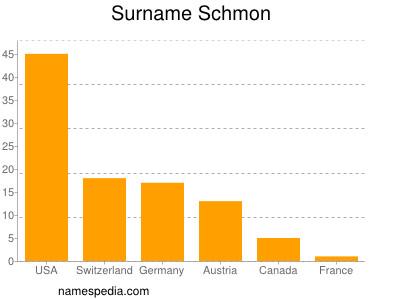 Surname Schmon