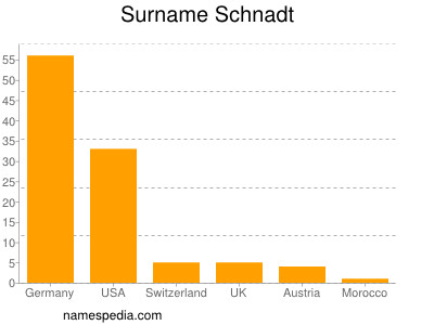 Surname Schnadt