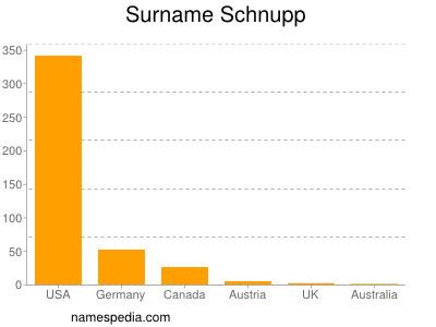 Surname Schnupp