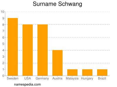 Surname Schwang