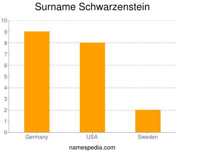 Surname Schwarzenstein
