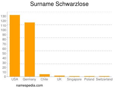Surname Schwarzlose