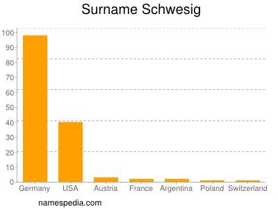 Surname Schwesig