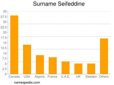 Surname Seifeddine