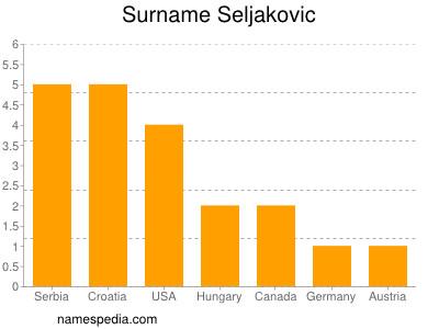Surname Seljakovic