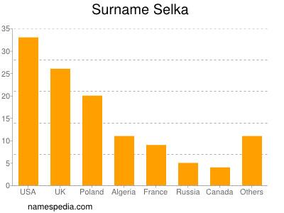 Surname Selka