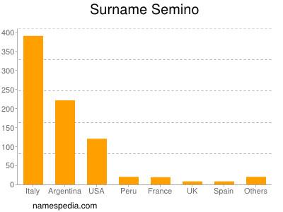 Surname Semino