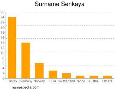 Surname Senkaya