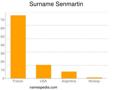 Surname Senmartin