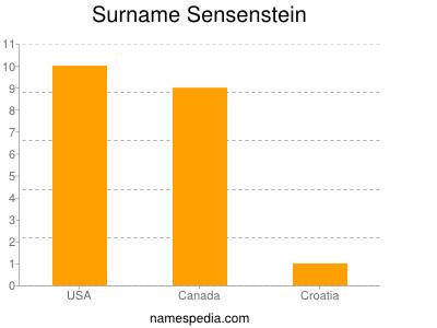 Surname Sensenstein