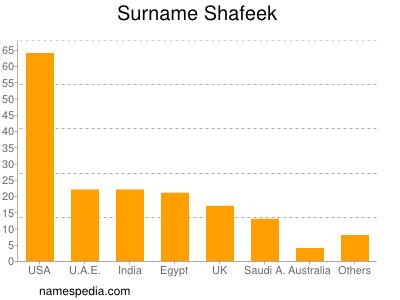 Surname Shafeek