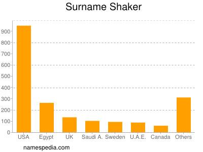 Surname Shaker