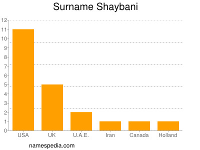 Surname Shaybani