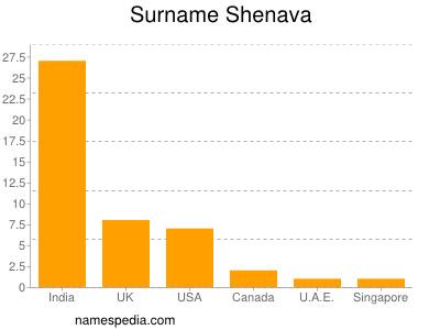 Surname Shenava