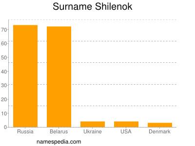 Surname Shilenok