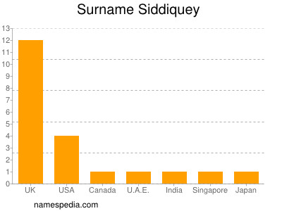 Surname Siddiquey