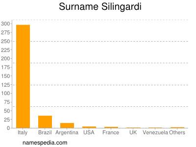 Surname Silingardi