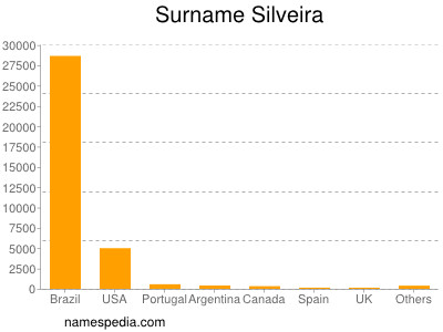 Surname Silveira