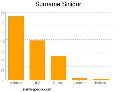 Surname Sinigur