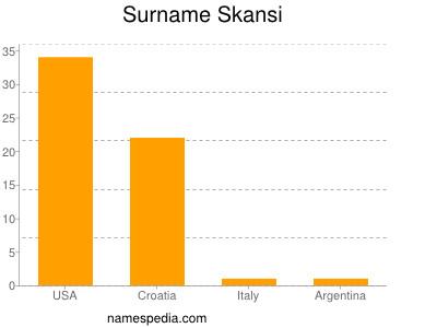 Surname Skansi