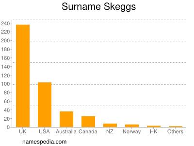 Surname Skeggs