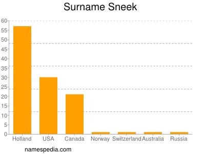 Surname Sneek