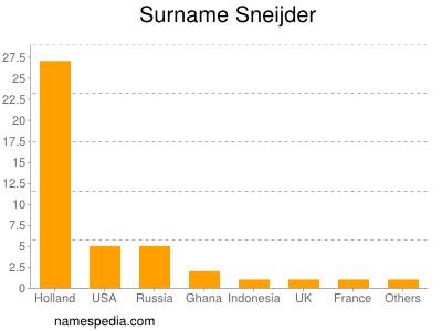 Surname Sneijder