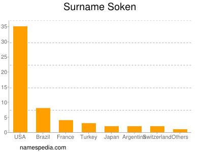 Surname Soken