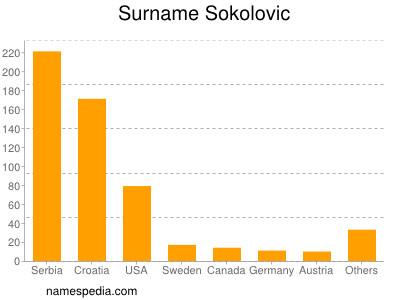 Surname Sokolovic