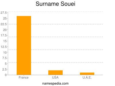 Surname Souei