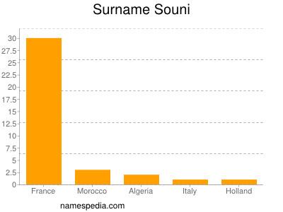 Surname Souni