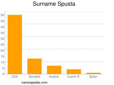 Surname Spusta