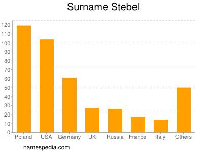 Surname Stebel