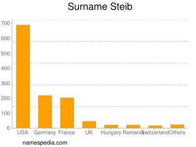 Surname Steib