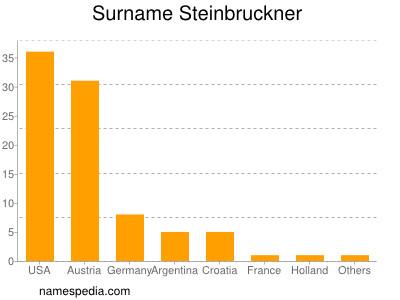 Surname Steinbruckner