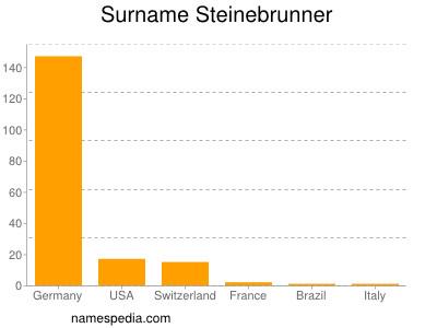 Surname Steinebrunner