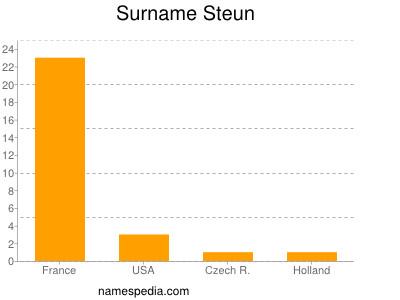 Surname Steun