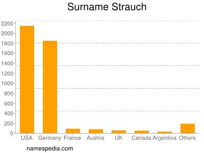 Surname Strauch