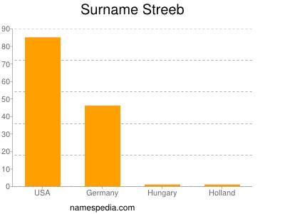 Surname Streeb
