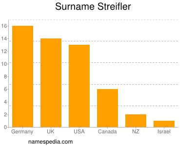 Surname Streifler