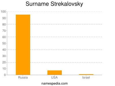 Surname Strekalovsky