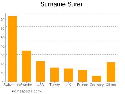 Surname Surer