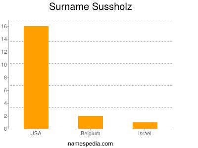 Surname Sussholz