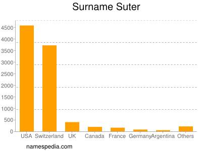 Surname Suter