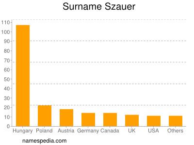 Surname Szauer