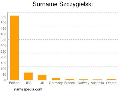 Surname Szczygielski