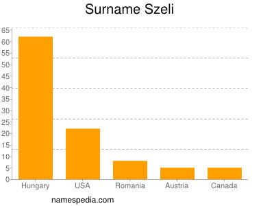 Surname Szeli