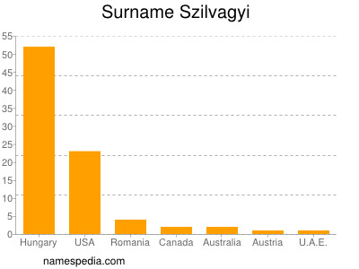 Surname Szilvagyi