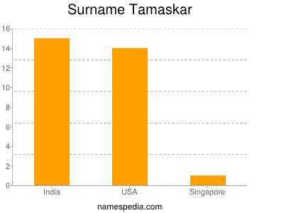 Surname Tamaskar