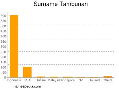 Surname Tambunan